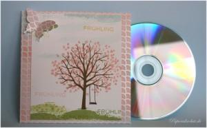 CD Hülle Stampin' Up!
