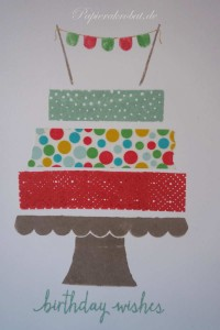 Build a Birthday Stampin' Up! Stempelset